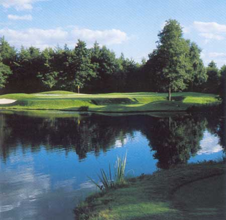 Golf des bordes
