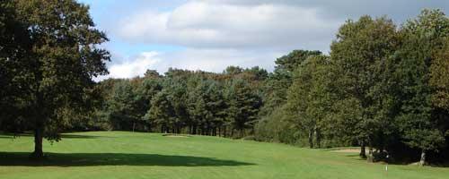 golf de brest Iroise