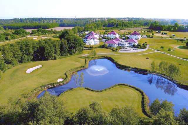 golf de soufflenheim parcours