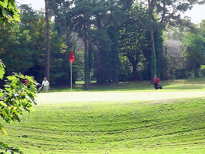 golf de vichy