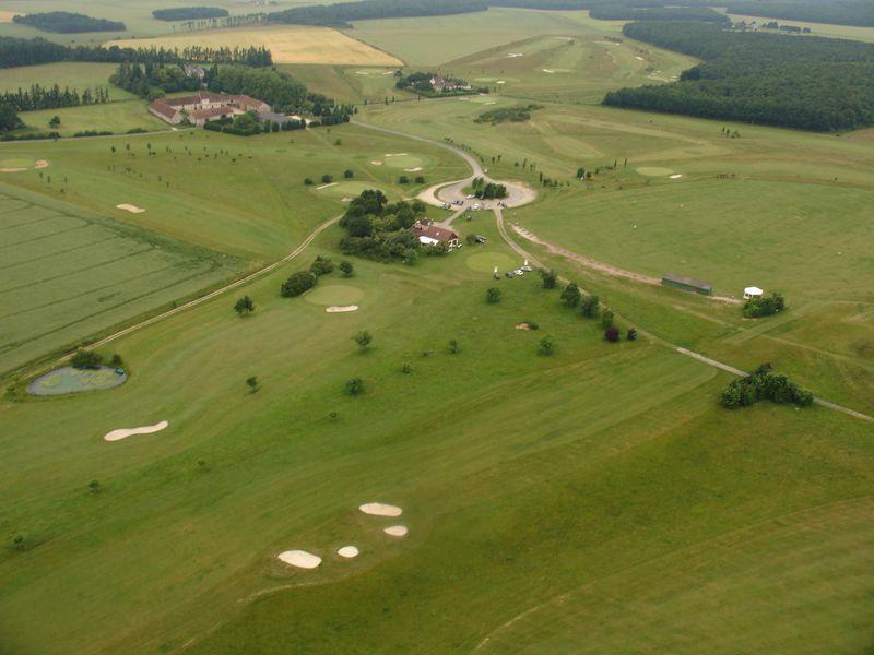 golf du bois d'O