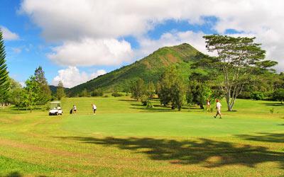 golf de la ouenghi