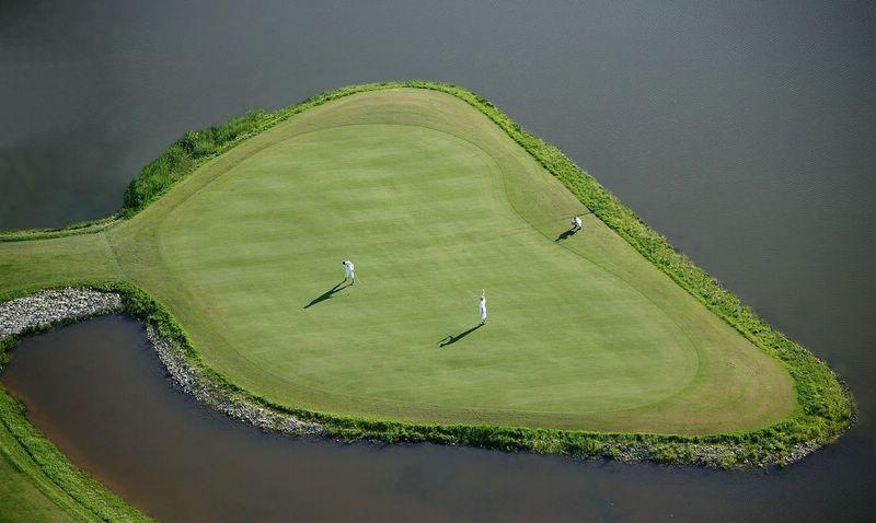 golf de l'ermitage