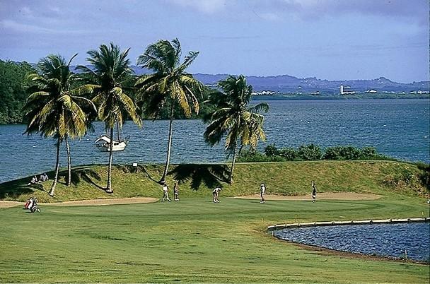 golf des trois ilets Martinique
